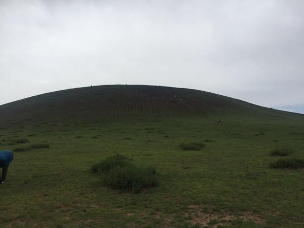 乌兰察布行——乌兰哈达火山